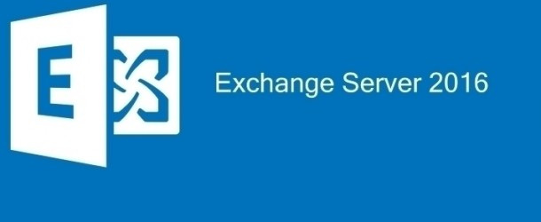 Exchange Server 2016 Mailbox Database Backup and Restore