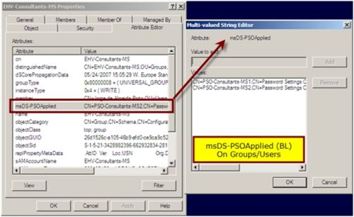 Fined-Gained Password Policies (Password Settings Object PSO) 2008 R2