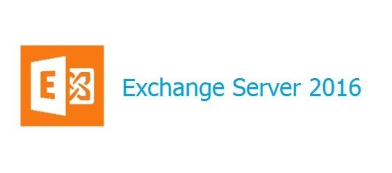 Exchange 2016 Preview Kurulum
