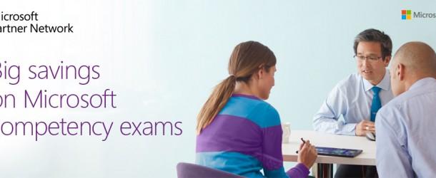 Microsoft Sınavlarında Büyük Kampanya