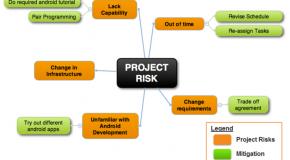 PMI – Risk Assesment Model