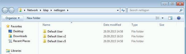 Windows Default User Profile Oluşturma