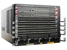A serisi HP Switch Komutları