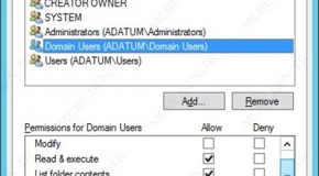 Access-Based Enumeration