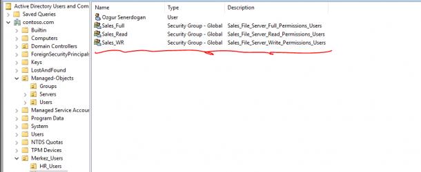 Windows Server 2016 Üzerinde File Server Auditing